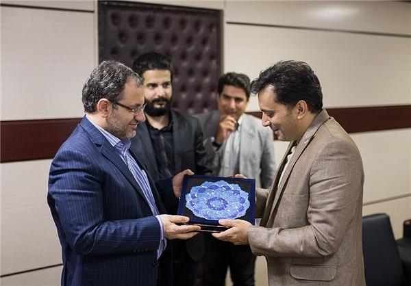 دیدار و گفتگوی «مجید اخشابی» با مدیرعامل خبرگزاری فارس