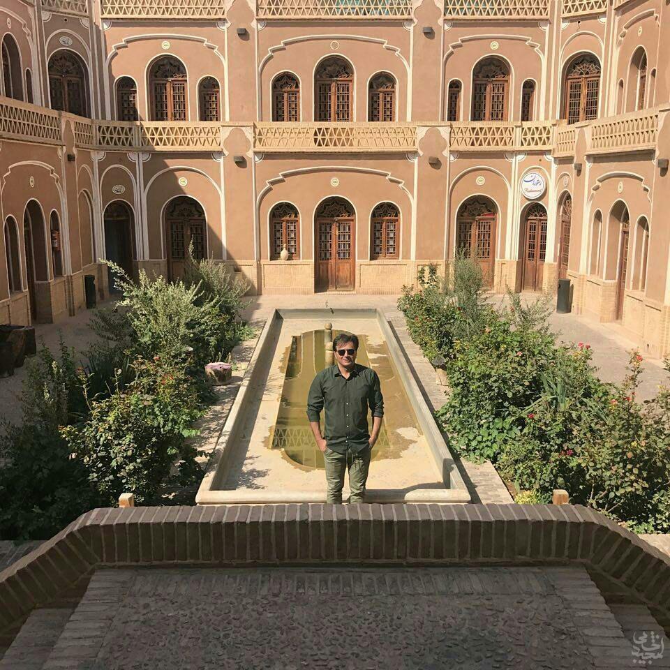 پست 575 اینستاگرام مجید اخشابی در یزد
