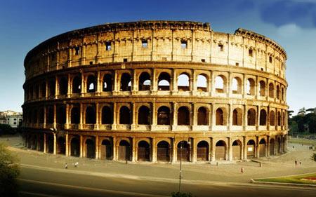 کولوسئوم؛ تماشاخانه خونین رومیها