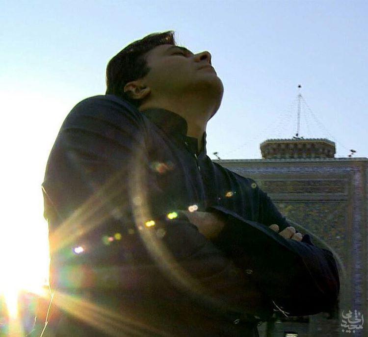 گفتگوی رادیویی مجید اخشابی در ویژه برنامه امام رضا سلام