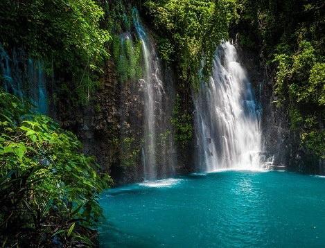 لیگان؛ شهر آبشارهای باشکوه