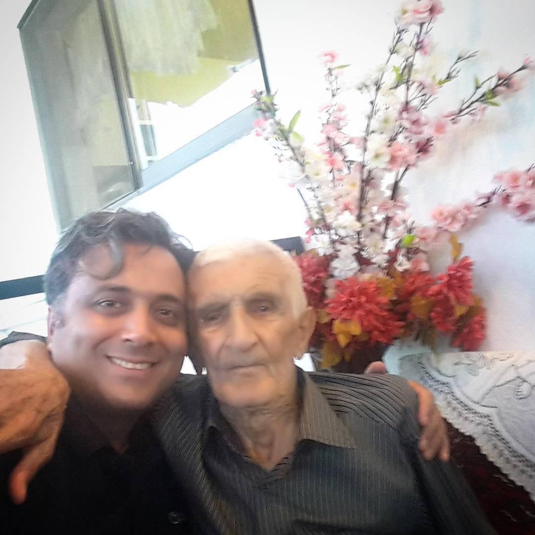 پیام مجید اخشابی به مناسبت درگذشت عمویی مهربان