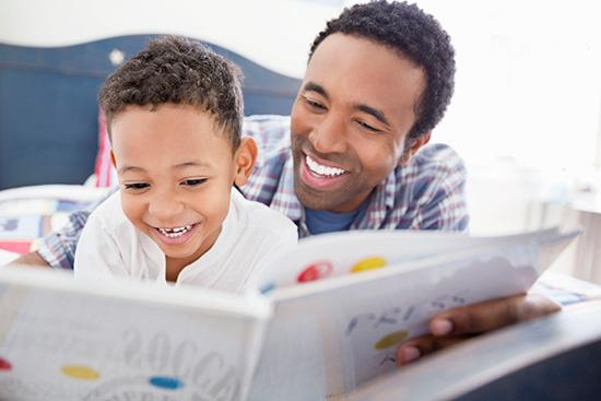 تاثیر شعر خواندن و داستان خواندن بر روی کودک