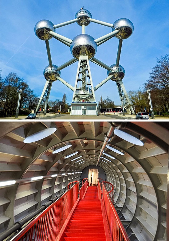 ۱۴ ساختمان بسیار زیبا با طراحیهای عجیب