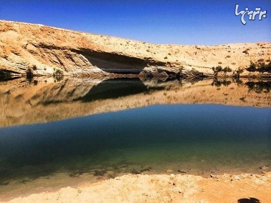 دریاچه مرموزی که یک شبه به وجود آمد