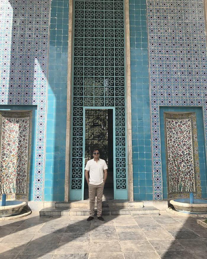 پیام مجید اخشابی در هفته سوم مهر 96
