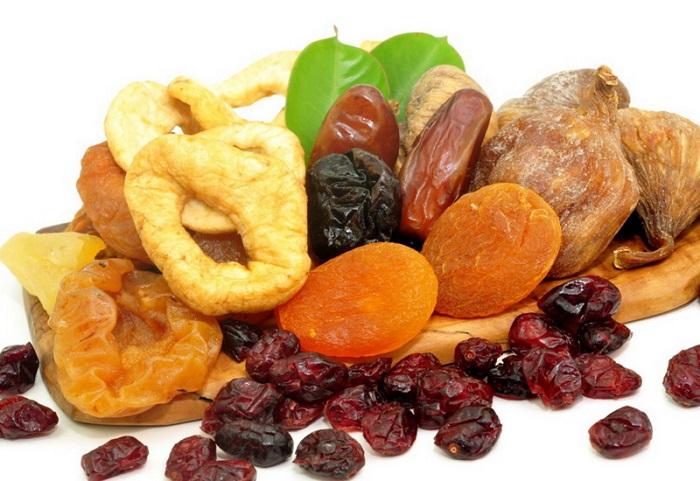 نکات مهم در مورد مصرف میوههای خشک