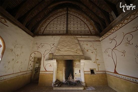 ساخت قلعه به روش قرون وسطی در فرانسه