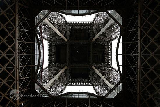 برج ایفل صاحب یک طبقه شیشهای جدید شد