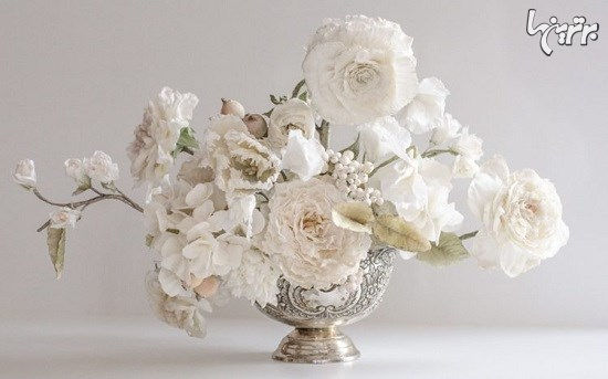 واقعیترین گلهای خوراکی که تا به حال دیده اید