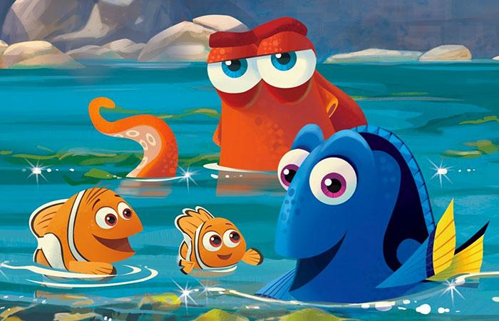 دانلود و تماشای انیمیشن در جستجوی دوری