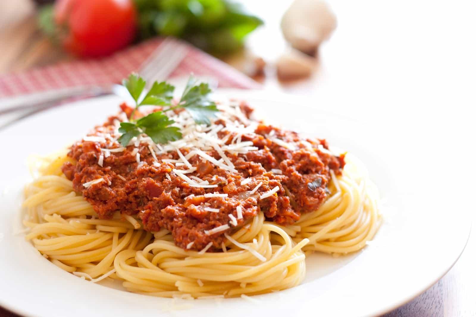 سرو اسپاگتی در ایتالیا داستان متفاوتی دارد!