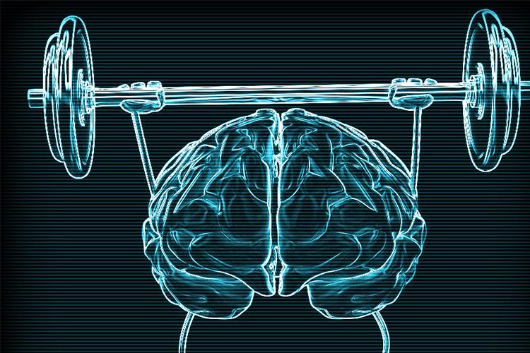 تقویت ذهن و آرامش بخشیدن به مغز