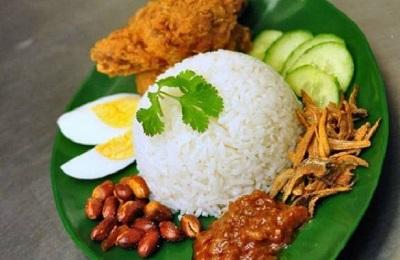 ناسی لماک غذای ملی کشور مالزی