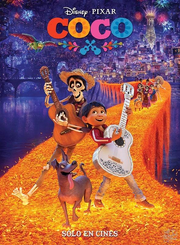 دانلود انیمیشن کوکو (coco)