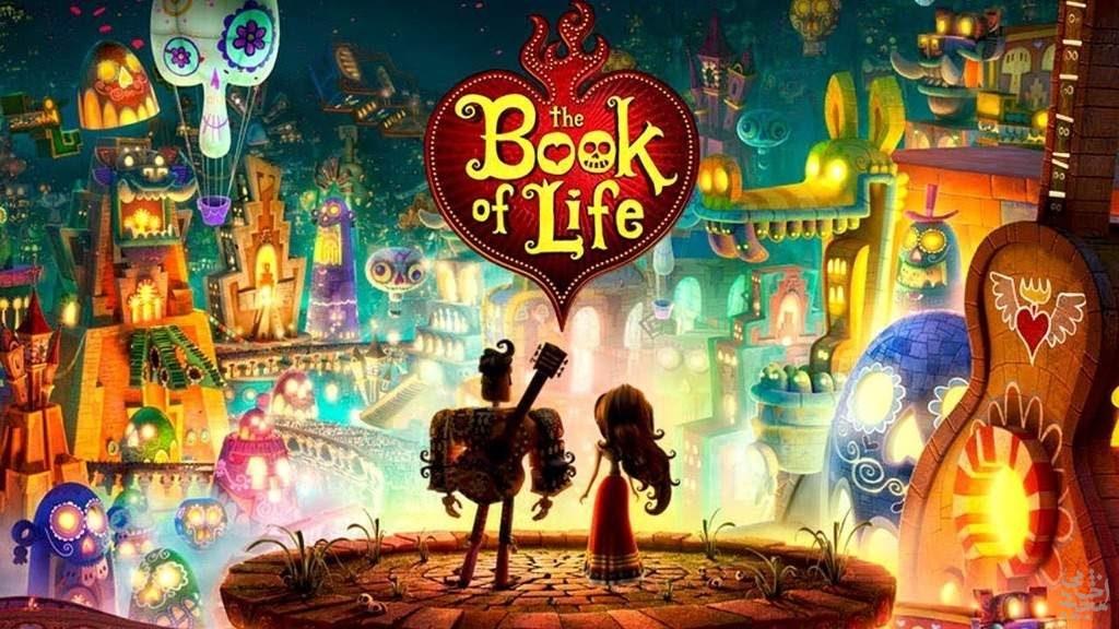 دانلود انیمیشن کتاب زندگی (The Book of Life)