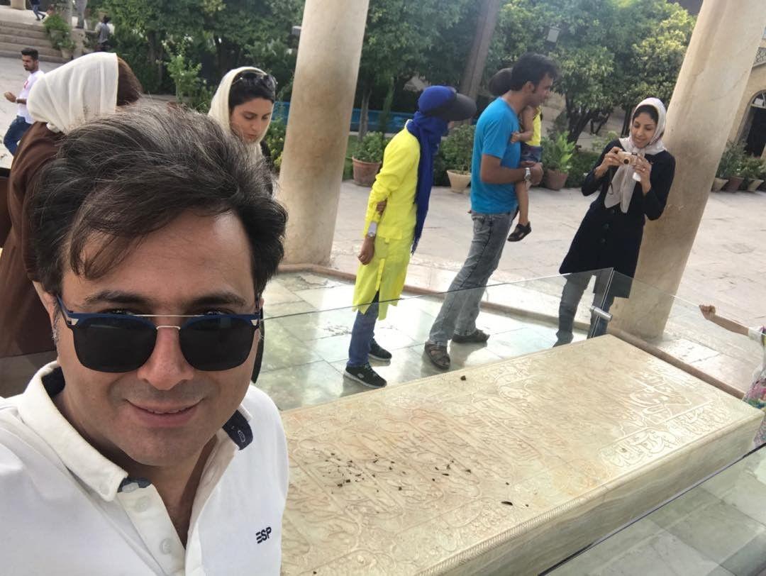 اطلاعرسانی حضور مجید اخشابی در برنامه تلویزیونی