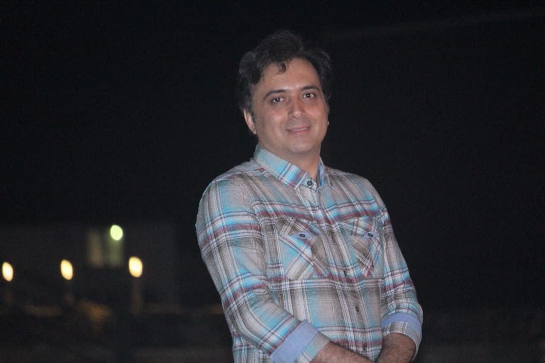 پیام مجید اخشابی در هفته آخر بهمن 96