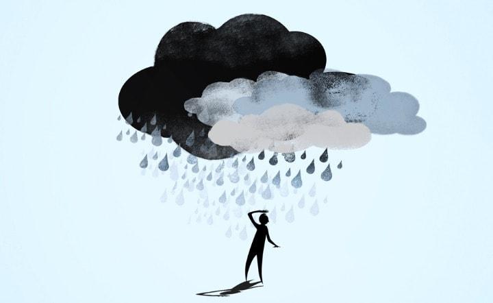 افسردگان دنیا را واقعبینانهتر میبینند!