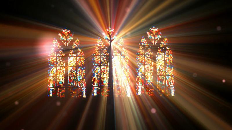 نانوتکنولوژی در قرون وسطی: شیشههای رنگی