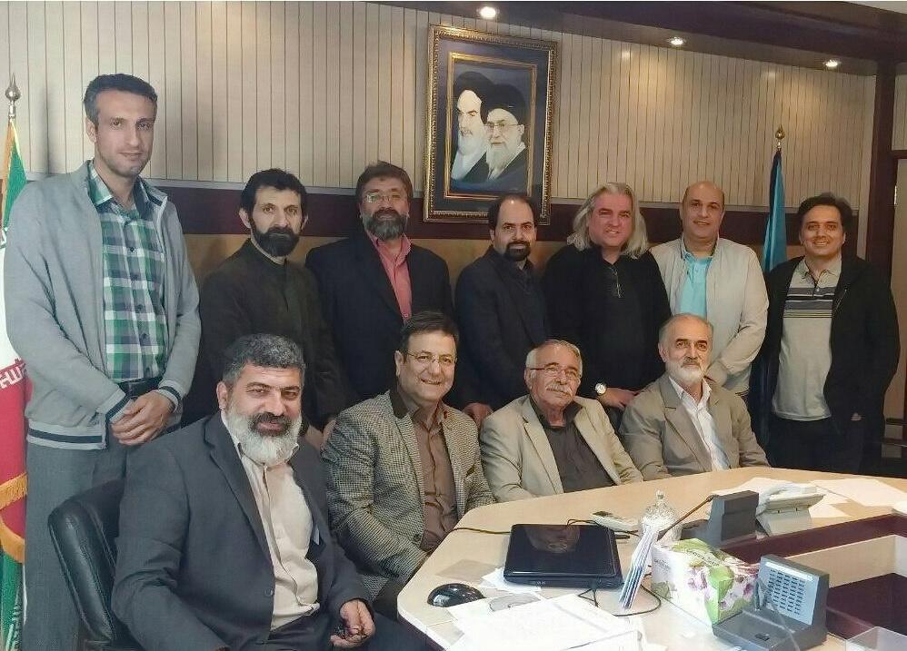 تبریک مجید اخشابی به مناسبت چهارشنبهسوری