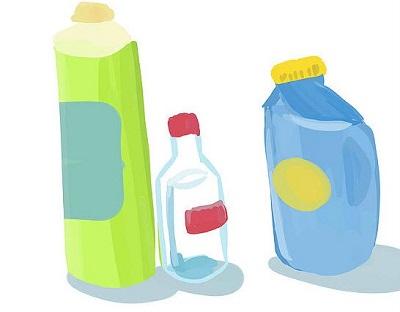 ترکیب خطرناک تمیزکننده ها در خانه!!!