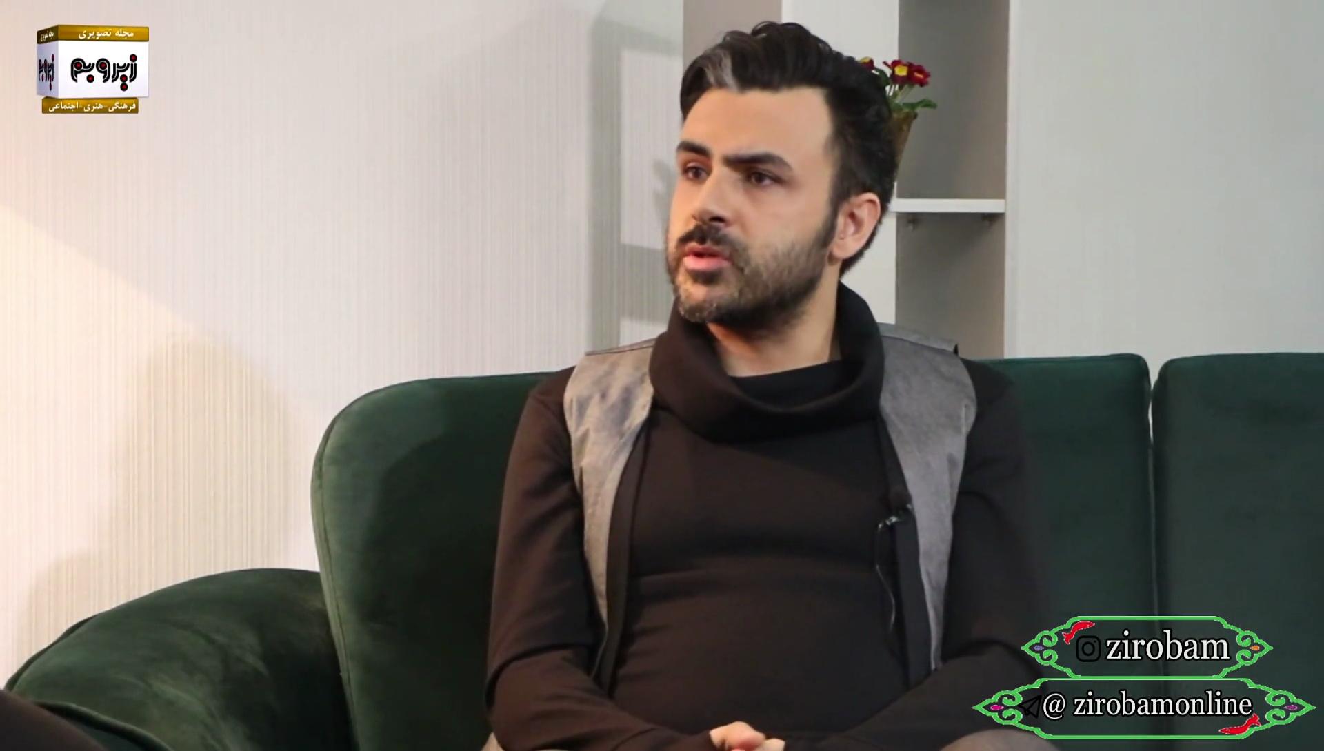 ویژه برنامه نوروز97 «بهار آوردیم»: گفتگو با علی مولایی