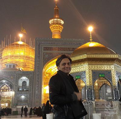 رونمایی از همکلاسی مجید اخشابی در مشهد!