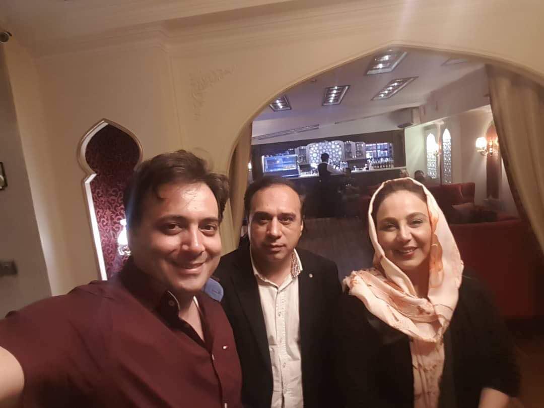 مجید اخشابی، محمد رحیمی و بهنوش بختیاری