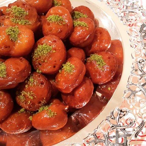 صب القفشه (شیرینی عربی)