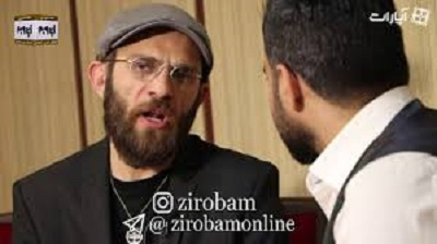 زیروبم چهره ها: گپی با بابک حمیدیان و همسرش مینا ساداتی