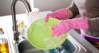 اشتباهات رایج هنگام شستن ظرف ها
