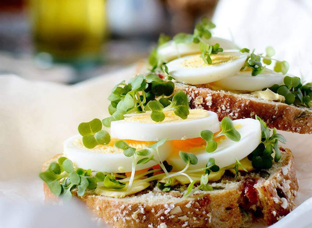 بهترین «پروتئین»های لاغرکننده برای صبحانه