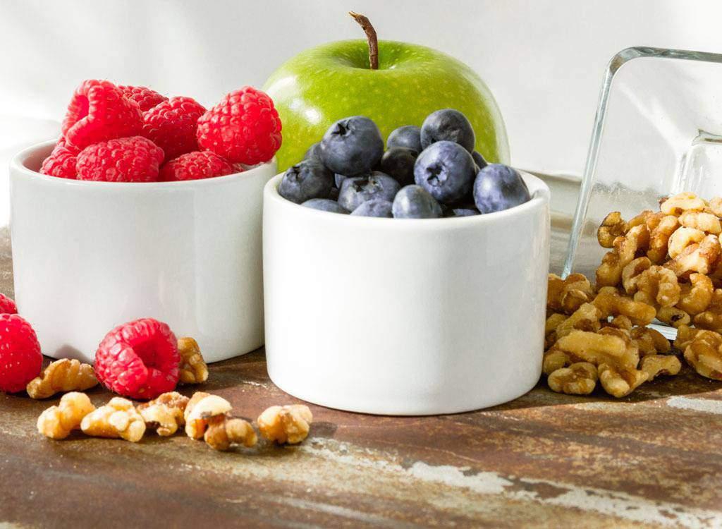 بهترین میوهها و سبزیجات لاغرکننده برای صبحانه