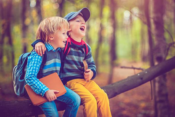 دوست دوران کودکیتان اثر بسزایی در ضریب هوشیتان داشته است!