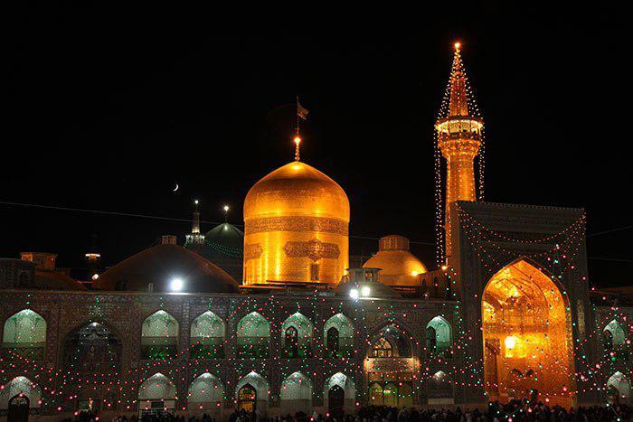 پیام تبریک مجید اخشابی به مناسبت ولادت امام رضا (ع)-مرداد97