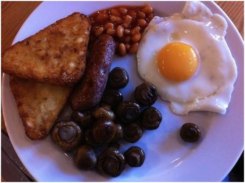 صبحانه هایی از 50 نقطه دنیا (قسمت اول)