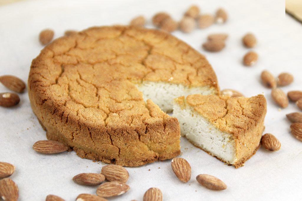 پنیر بادام خانگی؛ پنیر موردعلاقه گیاهخواران