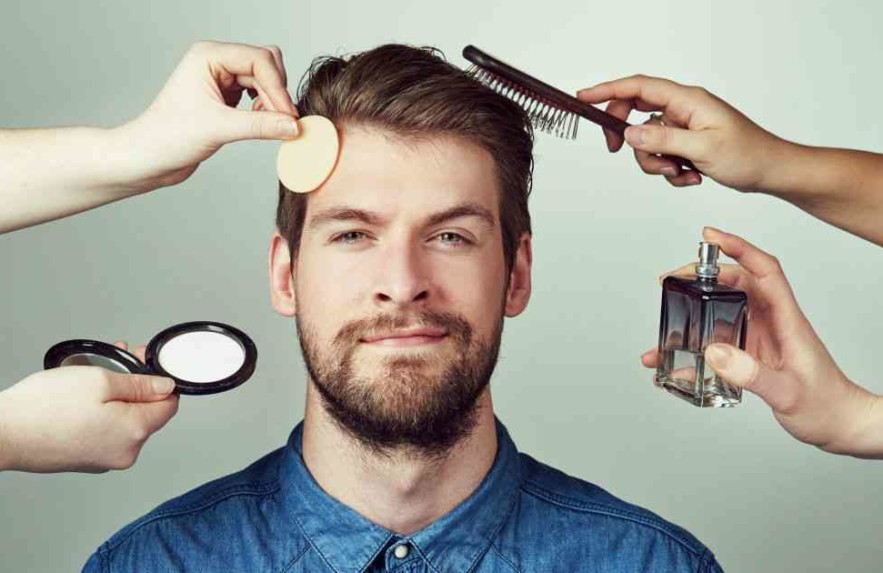 بررسی آرایش زنانهی مردان و معضلات آن در شهر!