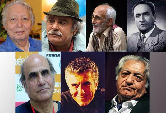 هنرمندان خردادماهی سینمای ایران