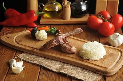 تخته گوشت چوبی بهتر است یا پلاستیکی؟