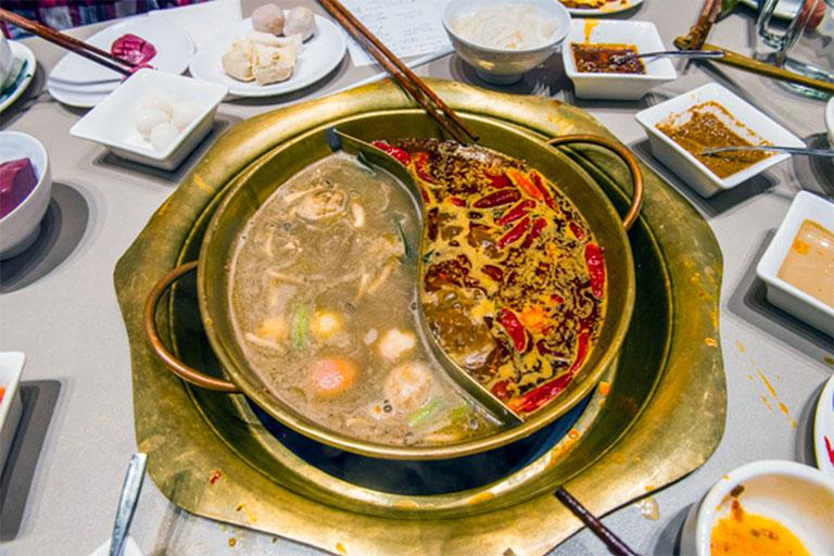 نکاتی جالب درباره غذای چینی ها