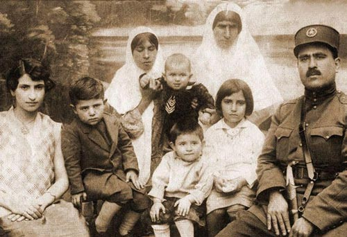 عکس های کودکی مشاهیر در گذر تاریخ