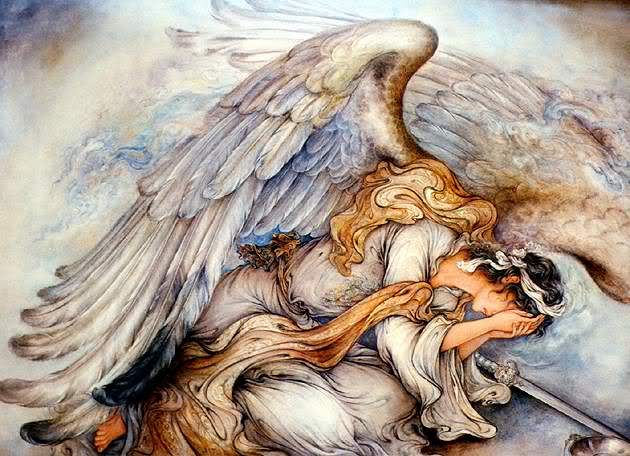 درسی از نهجالبلاغه: فرشتگان عبادتکننده