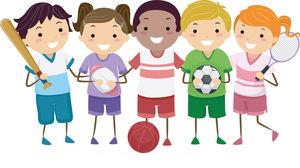 نکاتی درباره ورزش و کودکان