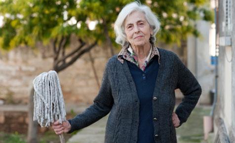 رازهای تمیزکاری مادربزرگها