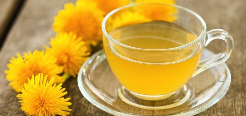 ۱۴ فایده چای قاصدک