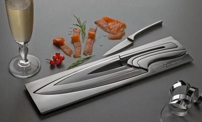 نگهداری صحیح از چاقوهای آشپزخانه