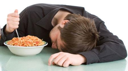 رابطه تغذیه و خستگی