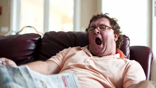 تأثیر خواب در چاقی و لاغری